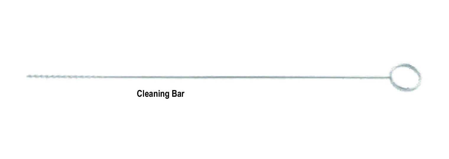 Cleaning Bar